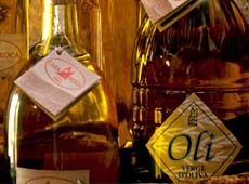 Casa Roca's virgin olive oil